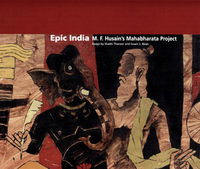 Epic India: M. F. Husain's Mahabharata Project (2006) is available at the Peabody Essex Museum Shop.